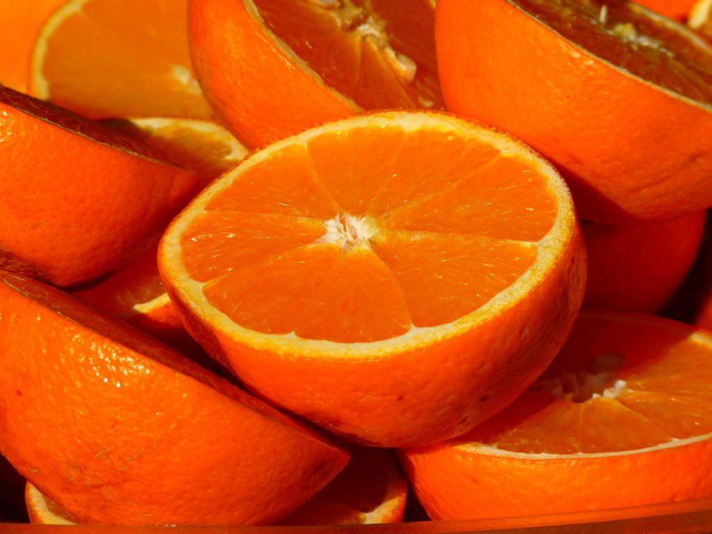 Fruit van het moment: citrus